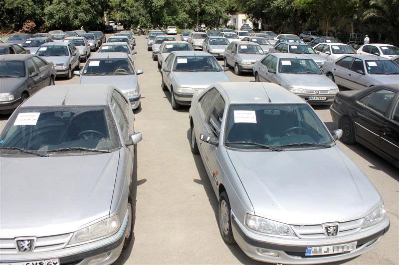 کشف 305 دستگاه وسیله نقلیه مسروقه در اصفهان
