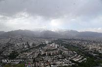 کیفیت هوای تهران در ۱۲ آذر ۹۸ سالم است/ شاخص آلودگی به 93 رسید