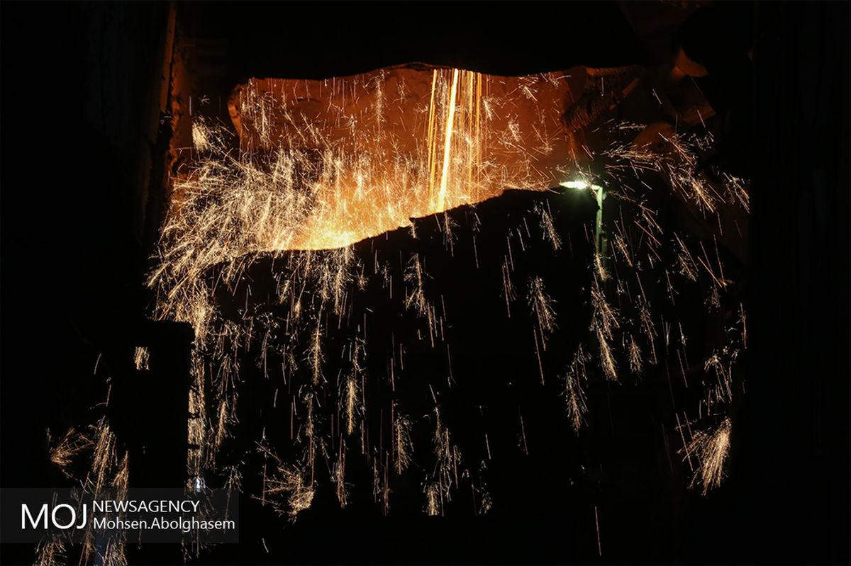 سنگ اندازی ها مانع توسعه فولاد مبارکه نشد