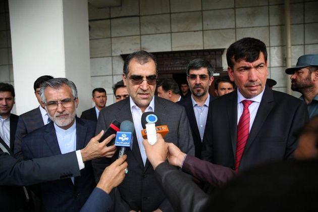 آینده خوبی برای گسترش همکاریهای ایران و افغانستان در حوزه سلامت پیشبینی میشود