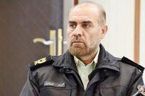 ۴ قرارگاه پلیس برای مقابله با سیل احتمالی در تهران تشکیل شد