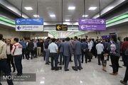 افزایش جابجایی مسافران مترو تهران بعد از گرانی بنزین