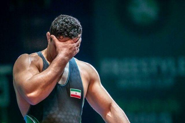 نتیجه کشتی آزاد ایران و روسیه/ آزادکاران ایران از رسیدن به عنوان قهرمانی بازماندند