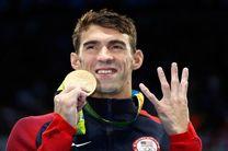 مارک اسپیتز: احتمال دارد فلپس در المپیک ۲۰۲۰ شرکت کند