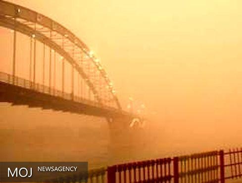 آلودگی هوا در خوزستان به ۱۰ برابر حد مجاز رسید