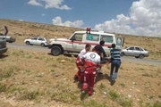 امدادرسانی به 98 حادثه دیده توسط هلال احمر در اصفهان
