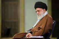 رهبر معظم انقلاب حادثه سقوط هواپیمای بوئینگ 707 را تسلیت گفت