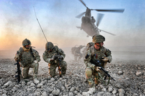 آمار ضد و نقیض از تعداد نیروهای آمریکایی مستقر در سوریه