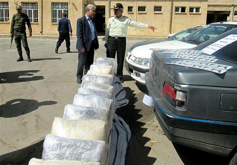 100 کیلو تریاک در کرمانشاه کشف شد