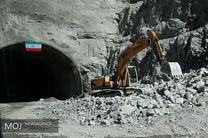 فاز یک آزادراه تهران ـ شمال آماده بهره برداری است