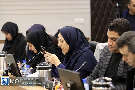 نشست خبری مدیرعامل شرکت توزیع برق اصفهان