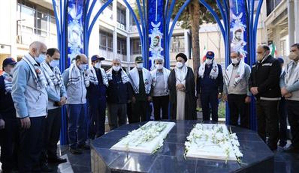 برگزاری آئین گرامیداشت یکمین سالگرد شهادت سردار سپهبد شهید قاسم سلیمانی