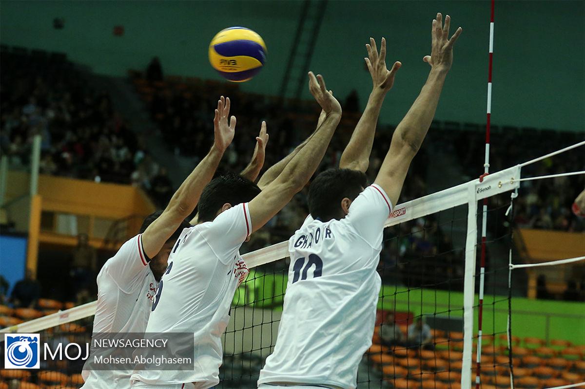 پخش زنده بازی والیبال ایران و ژاپن در المپیک توکیو از شبکه سه سیما