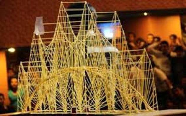 برگزاری چهارمین دوره مسابقات ملی مهندسی سازه در محمودآباد