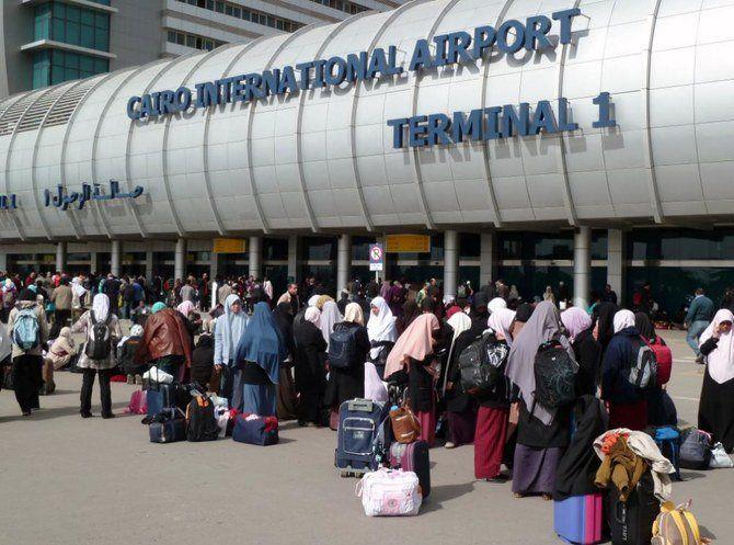 مصر شماری از مهاجران سودانی را اخراج کرد
