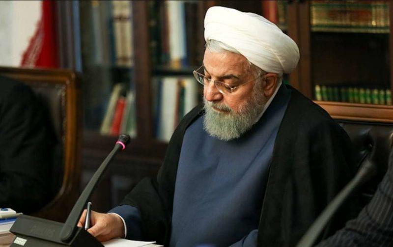 دستور روحانی به وزرای کشور و بهداشت در خصوص کمک فوری به سیل زدگان