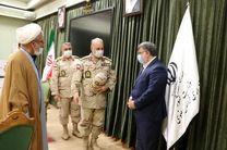 برقراری امنیت در مرزهای خراسان رضوی نقش موثری در امنیت کشور دارد