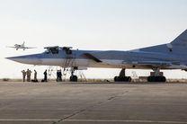 جنگنده های روس انبار مهمات داعش را منهدم کردند / روسیه استقرار بمب افکن های این کشور را در ایران تایید کرد