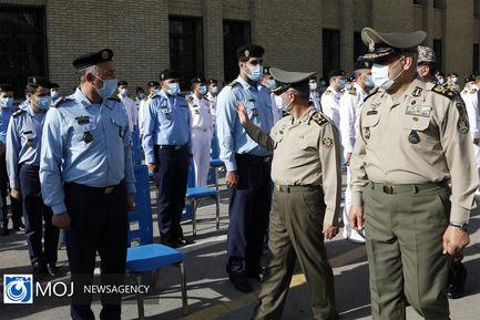 آغاز سال تحصیلی دانشگاه فرماندهی و ستاد ارتش
