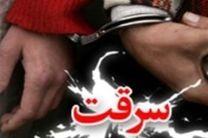 سارق سابقهدار در استان گلستان دستگیر شد/اعتراف به ۲۵ فقره سرقت
