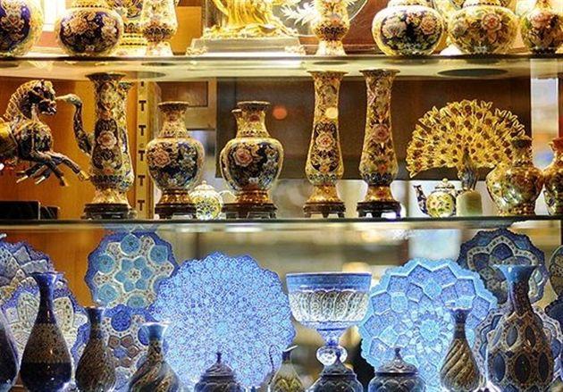 راه اندازی خانه های ترویج صنایع دستی در روستاهای استان اصفهان