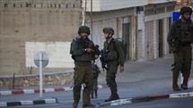 Zionist regime forces arrested 12 Palestinians in West Bank