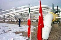 واردات گاز ترکیه از ایران افزایش یافت