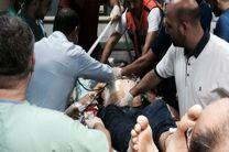 درگیری میان جوانان فلسطینی و نظامیان صهیونیست ابعاد تازه ای یافت