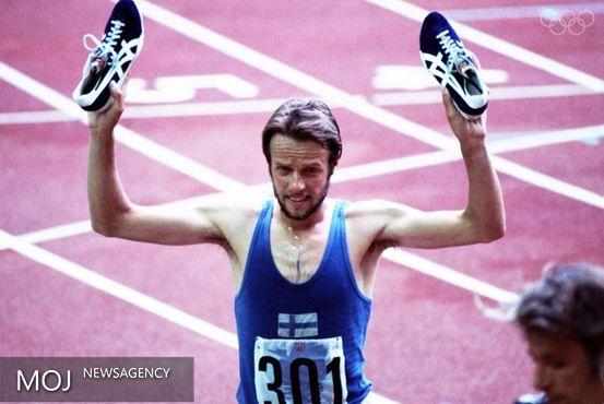 نخستین ورزشکاری که در المپیک تبلیغ کالا کرد