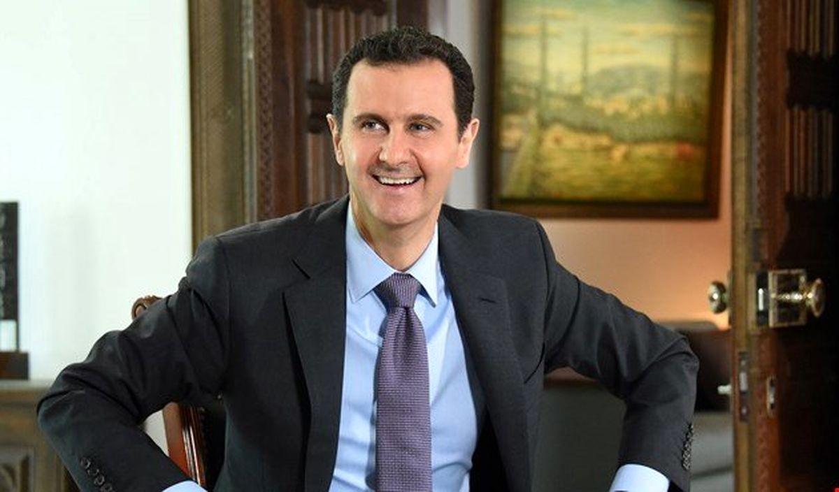 بشار اسد پیروز انتخابات ریاست جمهوری ۲۰۲۱ سوریه شد