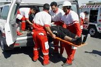 امدادرسانی هلال احمر به 105  مورد حادثه در اصفهان