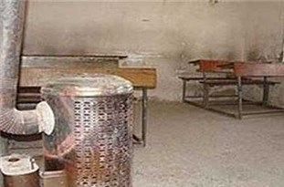 ۱۶۷ کلاس درس مناطق کوهستان مازندران از بخاری نفتی استفاده می کنند