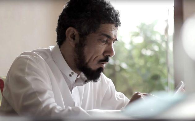 مبلغ سعودی از زندان با خانواده اش تماس گرفت
