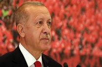 اردوغان غرب را به حمایت از تروریست ها در سوریه متهم کرد
