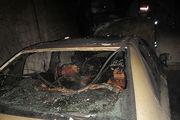 نجات  ۷ تن از ساکنین آپارتمان از آتش سوزی
