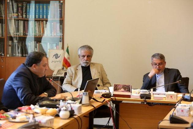 در بازدید وزیر ارشاد از بنیاد سینمایی فارابی چه گذشت