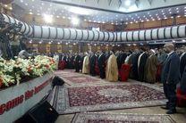 حضور شمخانی در اجلاس بینالمللی اتحادیه رادیو و تلویزیونهای اسلامی در مشهد