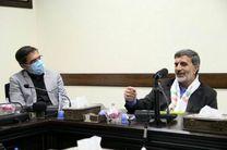 استفاده از ظرفیت مردمی در کمیته فرهنگی کنگره ملی۴۰۰۰ شهید استان یزد