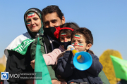 یوم الله ۲۲ بهمن در اصفهان