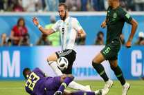 نتیجه بازی آرژانتین و نیجریه در جام جهانی/ صعود سخت آرژانتین از مرحله گروهی