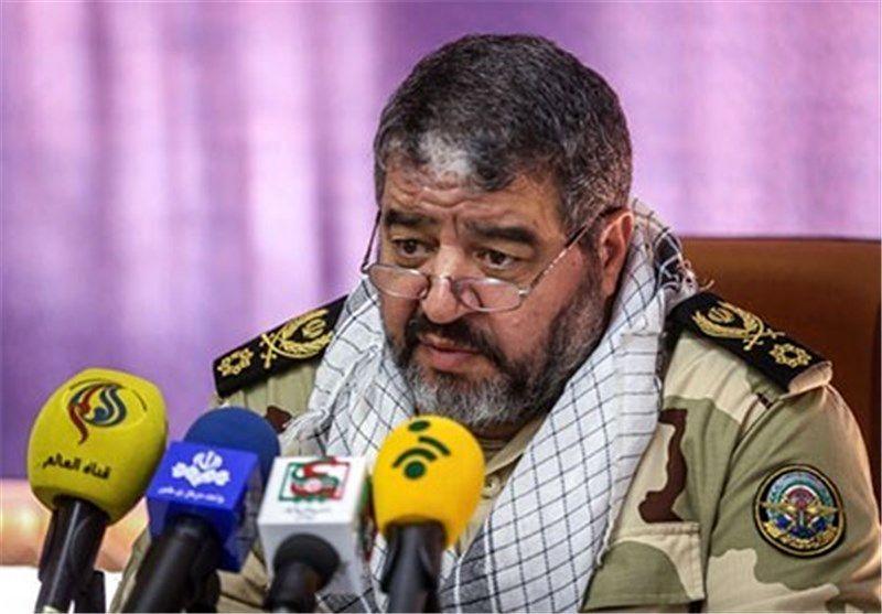 هیچ ارتباطی از نظر مباحث نظامی بین ایران و آمریکا وجود ندارد
