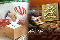 اعضای شورای اسلامی خور و بیابانک مشخص شدند