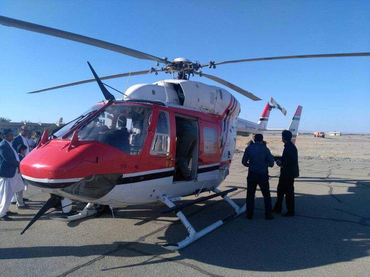7 فروند بالگرد جدید برای اورژانس خریداری شده است