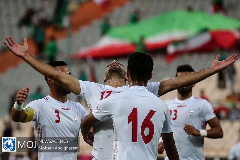 نتیجه بازی تیم ملی فوتبال ایران و کامبوج/ برد پرگل ایران مقابل کامبوج