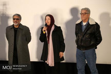 مراسم افتتاحیه جشنواره فیلم فجر در کرمانشاه
