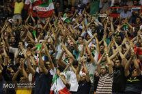 ایران 3 - بلژیک 2؛ آتش بازی والیبالیست ها در آزادی