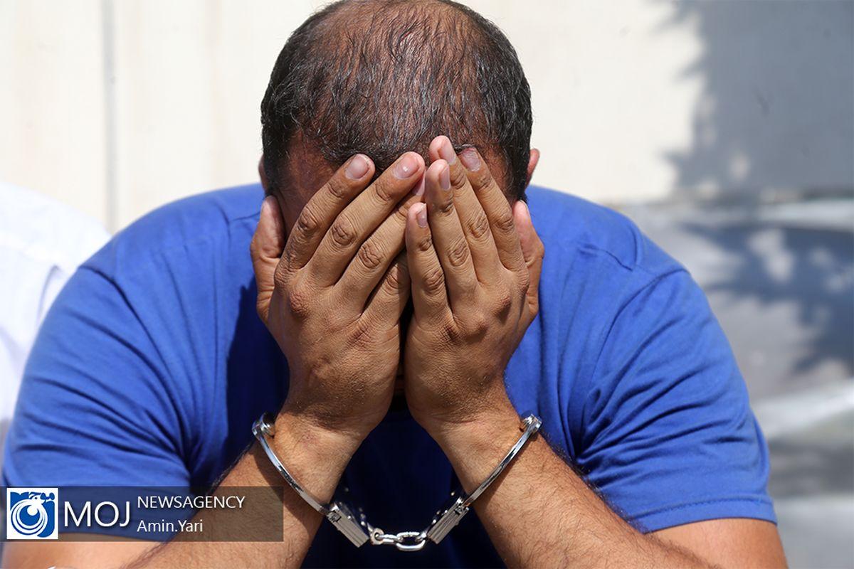 دستگیری سارق حرفه ای خودرو با ۱۰۵ فقره سرقت