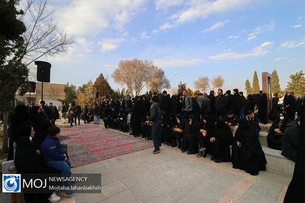 اجتماع جوانان اصفهانی در پی شهادت سردار قاسم سلیمانی