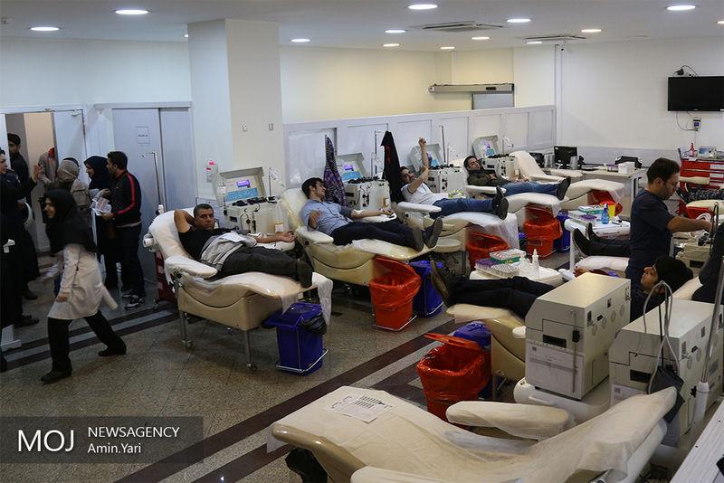 تهرانی ها برای اهدای خون مراجعه کنند