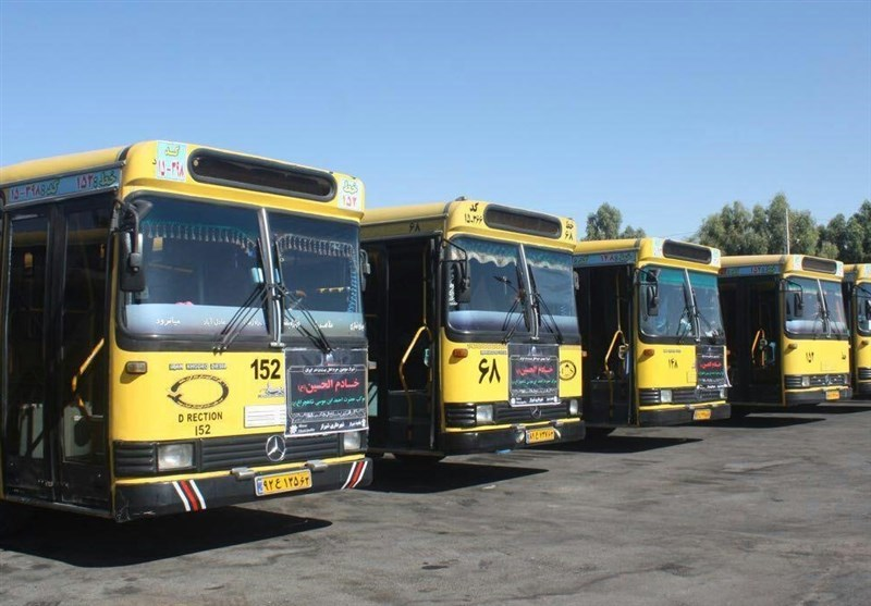 400 دستگاه اتوبوس زائران هرمزگانی اربعین را جابهجا میکند